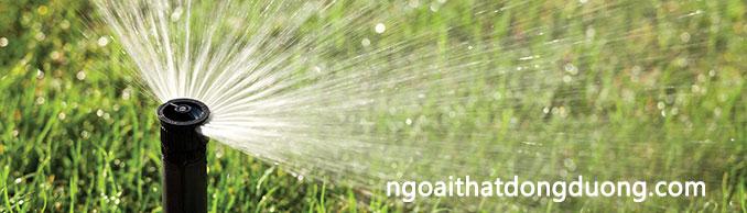 Bình tưới Sprays Rain Brid -Vòi phun 1800 SAM P45