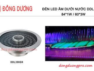 Đèn led âm dưới nước DDL390GK